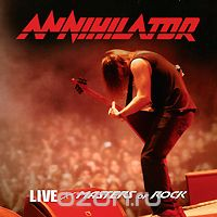 Annihilator. Live At Masters Of Rock