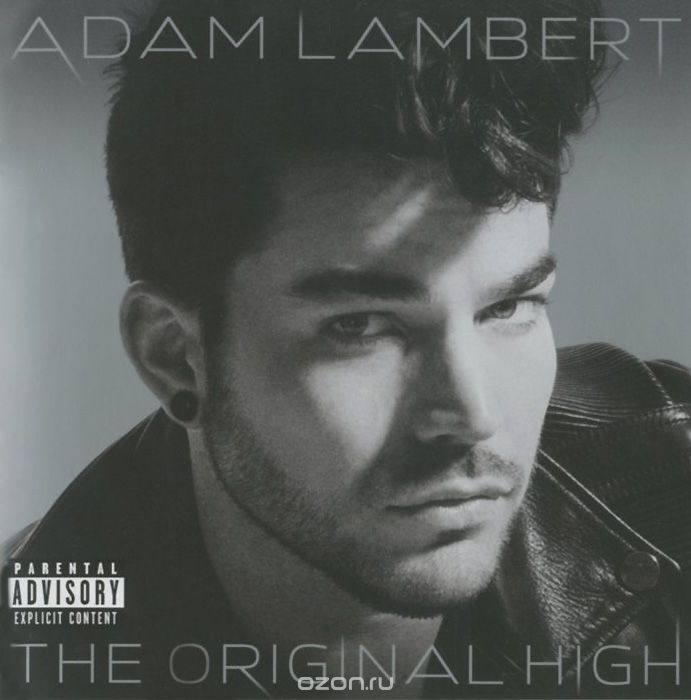 Adam Lambert. The Original High. Deluxe Edition