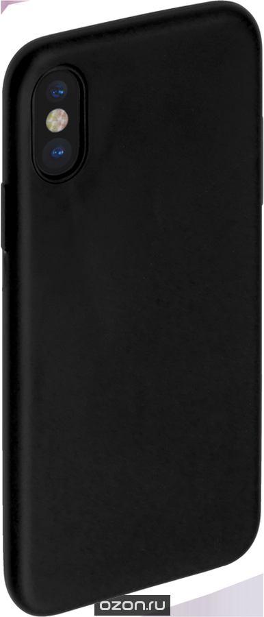 Anycase TPU чехол дл¤ Apple iPhone X, Black