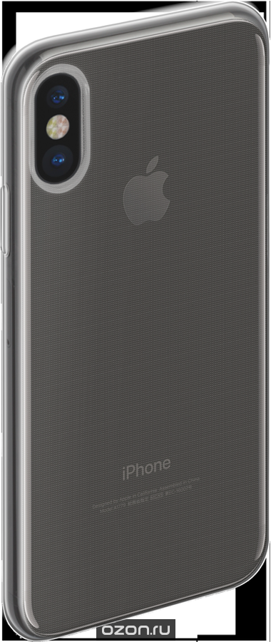 Anycase TPU чехол дл¤ Apple iPhone X, Transporant